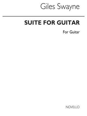 Giles Swayne: Swayne: Suite For Guitar