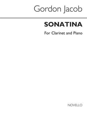 Gordon Jacob: Sonatina For Viola And Piano (Clarinet and Piano)