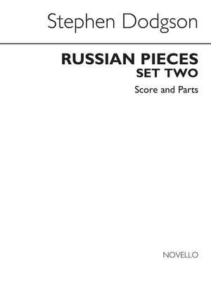 Stephen Dodgson: Russian Pieces Set 2