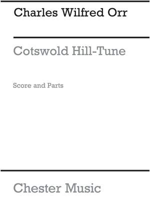 Charles Wilfred Orr: Cotswold Hill-Tune