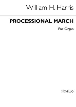 Sir William Henry Harris: Processional March