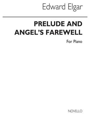 Edward Elgar: Prelude And Angel's Farewell for Solo Piano