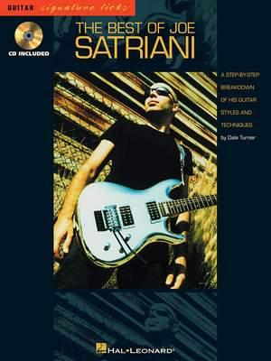 Joe Satriani: The Best Of Joe Satriani