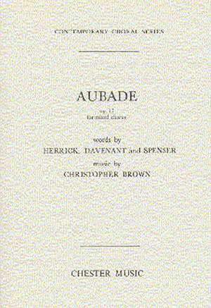 Christopher Brown: Aubade