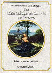The Chester Book Of Motets Vol. 10