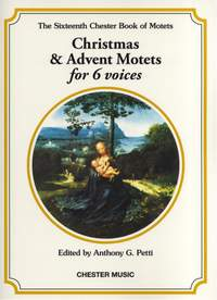 The Chester Book Of Motets Vol. 16