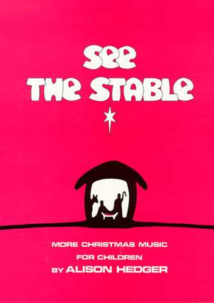 Alison Hedger: See The Stable