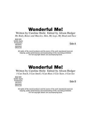 Caroline Hoile: Wonderful Me!