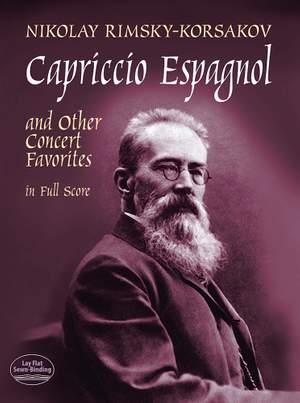 Nikolai Rimsky-Korsakov: Capriccio Spagnolo E Altri Concerti