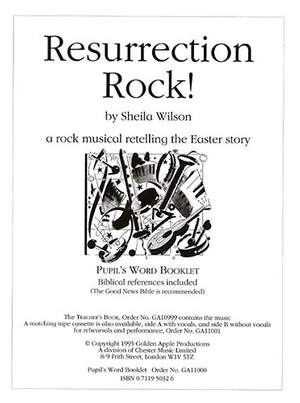 Sheila Wilson: Resurrection Rock!
