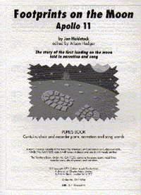 Jan Holdstock: Footprints On The Moon - Apollo 11