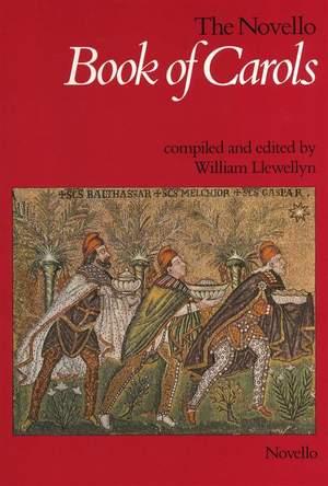 William Llewellyn: The Novello Book Of Carols