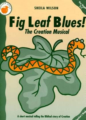 Sheila Wilson: Fig Leaf Blues!