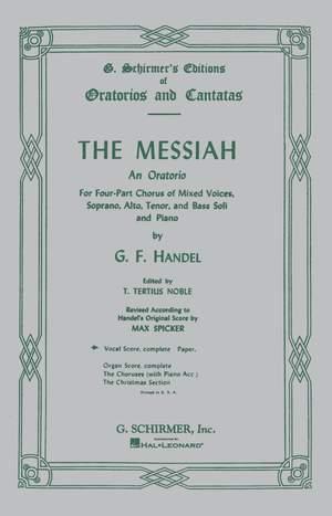 Georg Friedrich Händel: Messiah-