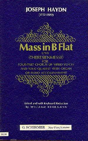 Franz Joseph Haydn: Mass In B Flat