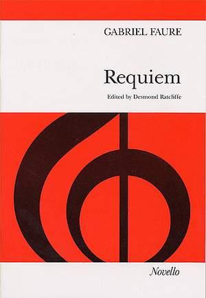 Gabriel Fauré: Requiem Opus 48