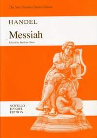 Georg Friedrich Händel: Messiah (Watkins Shaw)