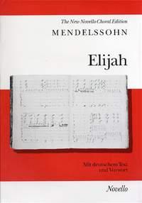Felix Mendelssohn Bartholdy: Elijah