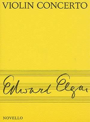 Edward Elgar: Violin Concerto