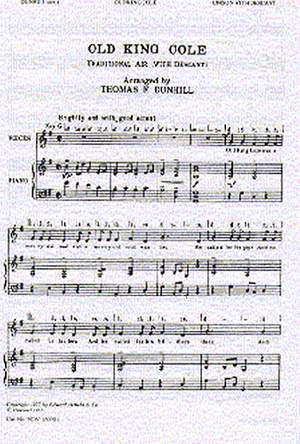 Thomas Dunhill: Old King Cole