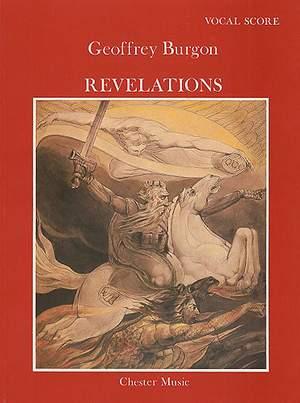 Geoffrey Burgon: Revelations