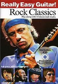 Really Easy Guitar! Rock Classics