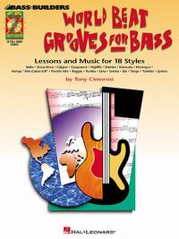 World Beat Grooves For Bass (Book And CD)
