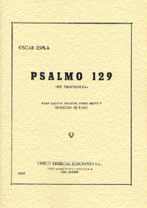 Oscar Espla: Psalmo 129 - De Profundis