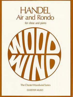 Georg Friedrich Händel: Air And Rondo
