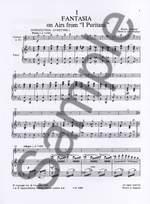 Henry Lazarus: Fantasia On Airs From 'I Puritani' Product Image