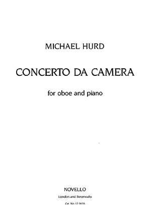 Michael Hurd: Concerto Da Camera