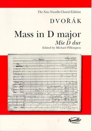 Antonín Dvořák: Mass In D Op.86