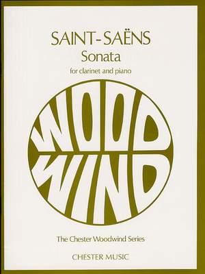 Camille Saint-Saëns: Sonate