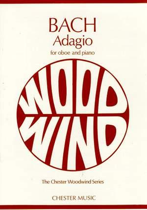 Johann Sebastian Bach: Adagio for Oboe and Piano
