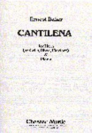 Ernest Baker: Cantilena For Horn And Piano