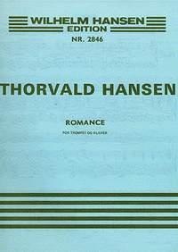 Thorvald Hansen: Thorvald Hansen: Romance For Cornet And Piano