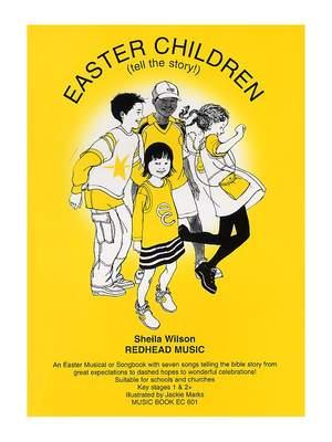 Sheila Wilson: Easter Children - Tell The Story