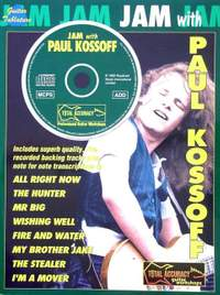 P. Kossoff: Jam With : Paul Kossoff (+ Cd)