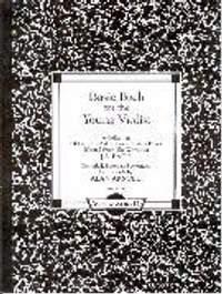 Johann Sebastian Bach: Basic Bach For The Young Violist