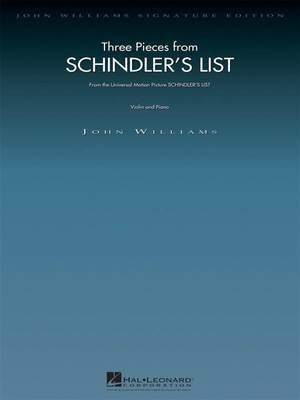 John Williams: Three Pieces From Schindler's List