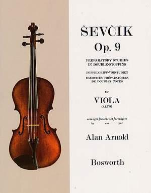 Otakar Sevcik: Preparatory Studies In Double-Stopping Op. 9
