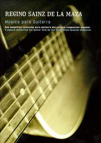 Regino Sainz de la Maza: Musica para Guitarra