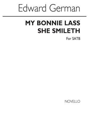 Edward German: My Bonnie Lass She Smileth