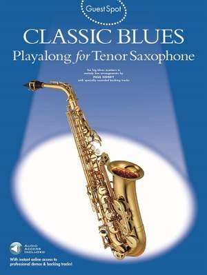 Guest Spot - Classic Blues