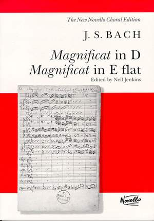 Johann Sebastian Bach: Magnificat In D/Magnificat In E Flat