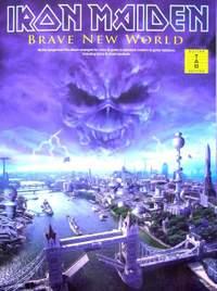 Iron Maiden: Iron Maiden: Brave New World Guitar Tab Edition