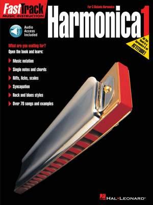 FastTrack - Harmonica Method 1