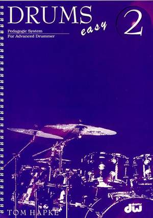 Drums Easy 2 Pedagogic System For Advanced Drummer