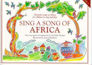 Caroline Hooper: Sing A Song Of Africa Product Image