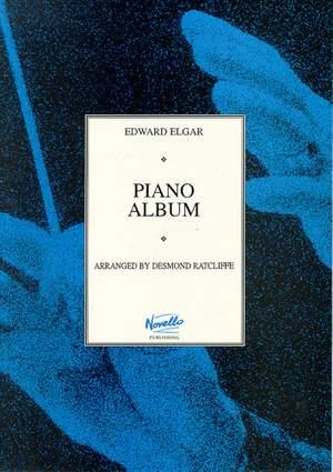 Edward Elgar: Piano Album